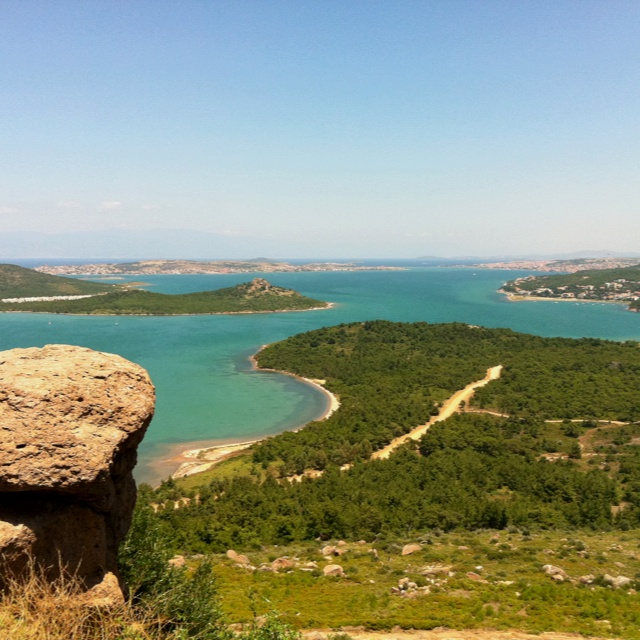 Seytan Sofrasi, Ayvalik, Turkey