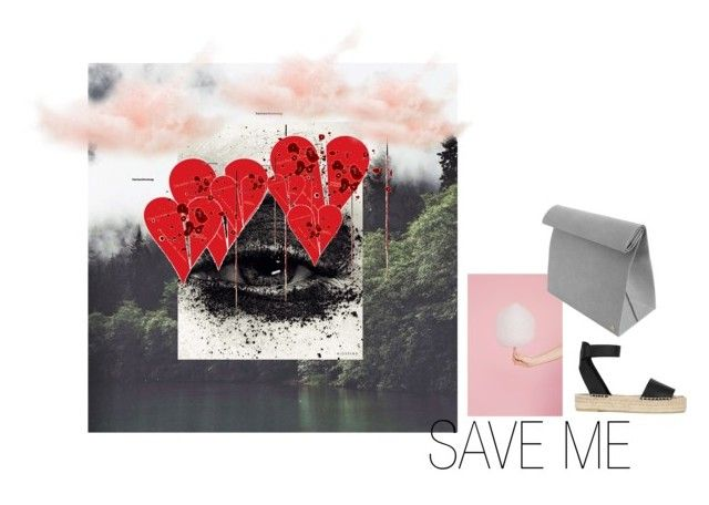 """""""Save me"""" by nephelivmessini on Polyvore featuring Vince and Kami Design"""