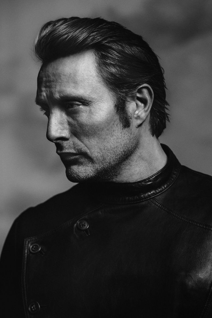 Mads Mikkelsen | by Carlos Serrao are you kidding me......holy shit....gorgeous