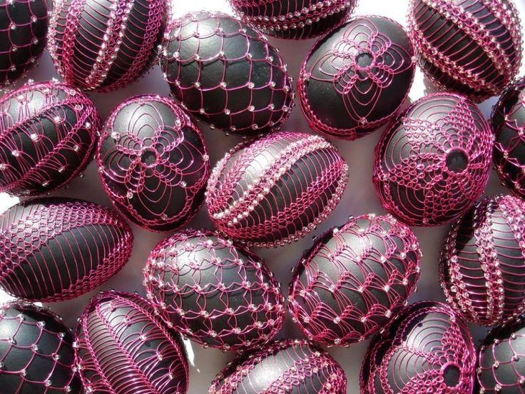 Dekorácie - Vajíčka - 2340400