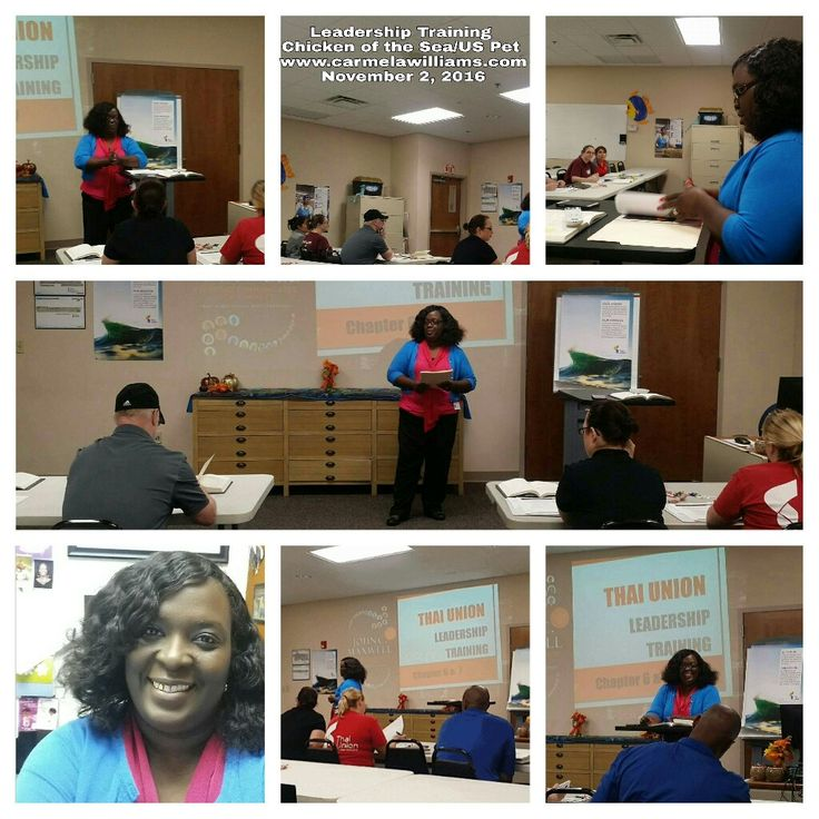 Schedule 2017 training for your team today  Www.carmelawilliams.com