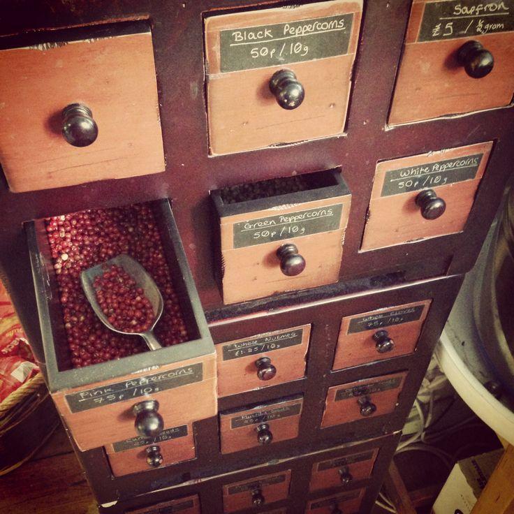Spice Chest @ Arch House Deli, Bristol #archhousedeli #deli #clifton #spice