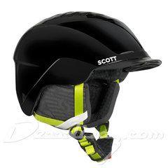 Casco snow Scott Roam Black Lime