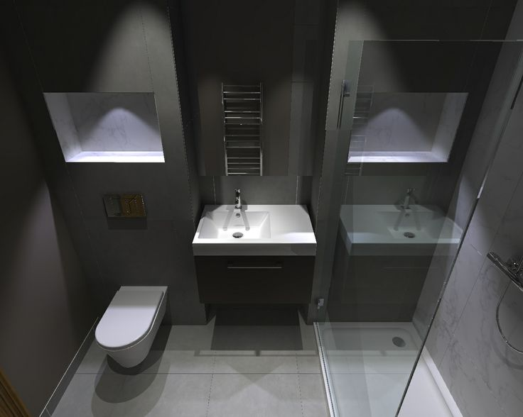 Small Showers For Small Bathrooms