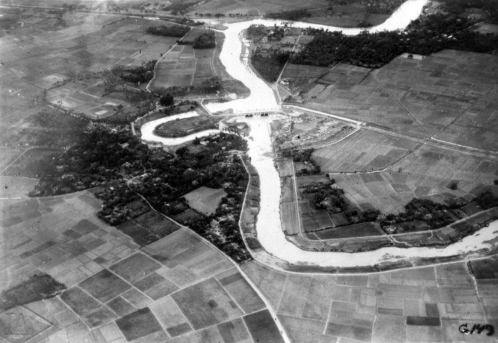 Sungai Cisadane Tahun 1937