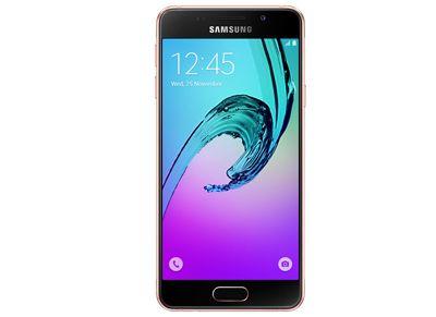 Smartphone Samsung Galaxy A3 2016 16GB Pink Gold