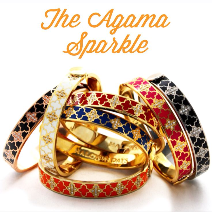 The Agama Sparkle Collection ✨