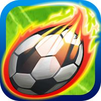 Head Soccer 5.4.3 MOD APK  Data Unlimited Money  games sports