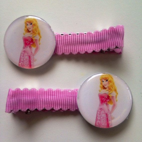 2 Sleeping Beauty Princess Boutique Girls Lined by OliverandMay, $4.75