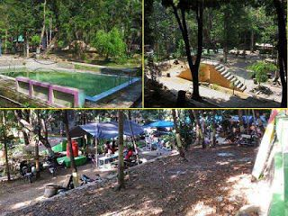 Bayanan hot water bath tourism in Sragen