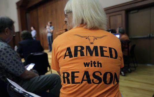 Etats-Unis: l'impossible contrôle des armes à feu