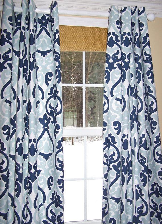NEW  CURTAINS Premier Fabric Custom Curtain by Cathyscustompillows