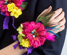 Corsage, Of Course!