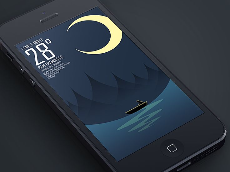Why don't our phone lockscreen auto adjust for day night states like many apps do (navigation, weather, etc)? I want that. Now.