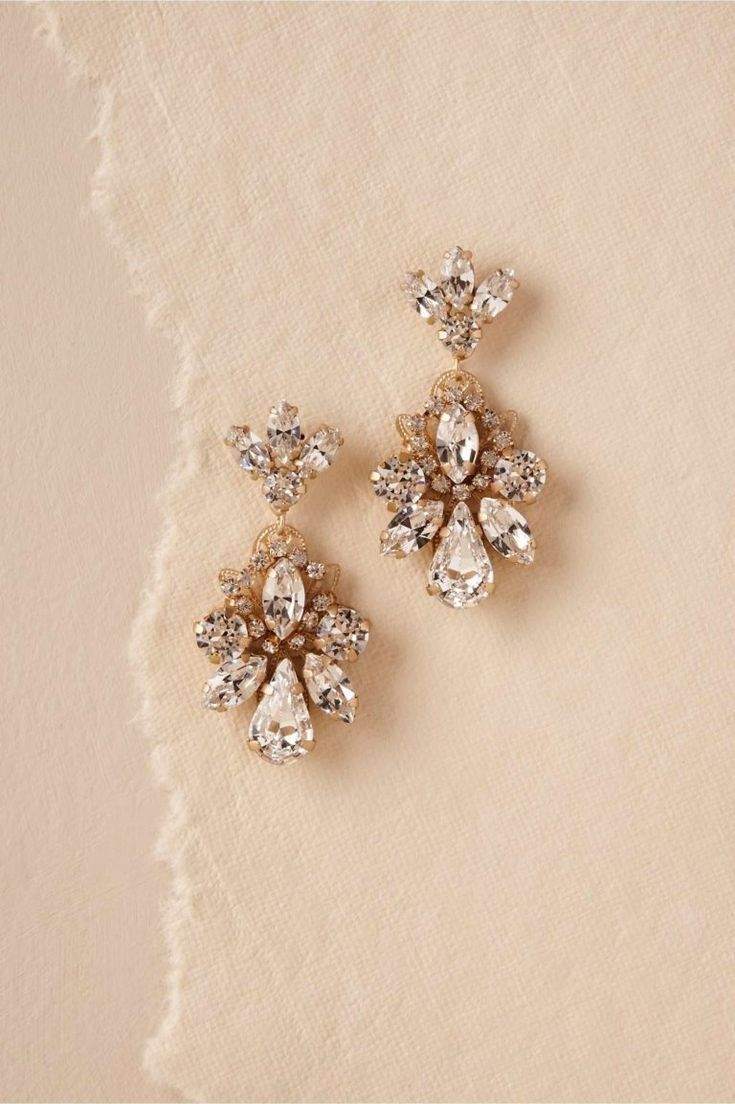 Courtesy Of Bhldn Mother The Bride Jewelry Ideas
