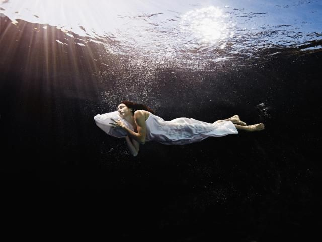Surprising Meanings for Your Most Common Dreams: Drowning in a Dream: Overwhelm