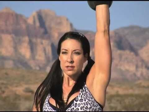 Lisa Balash- Kettlebell workout DVD Vol 2 - Loved her first workout ..great for beginners of Kettlebell... highly recommended