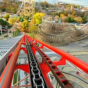 …or the Millennium Force at Cedar Point, Ohio's amusement park game is incomparable. | 21 Reasons Ohio Is The Very Best Of The Midwest