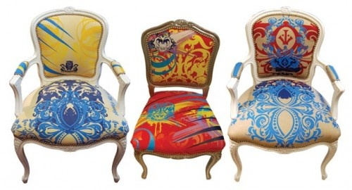 Terai Folding Chair - eclectic - dining chairs and benches - Anthropologie