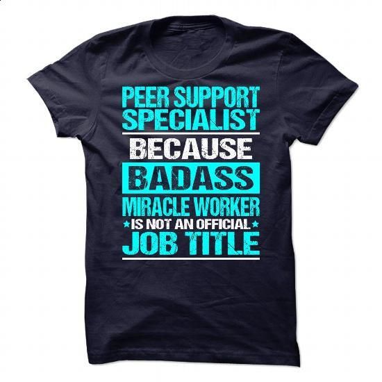 Awesome Shirt For Peer Support Specialist - #dress shirt #vintage tee shirts…
