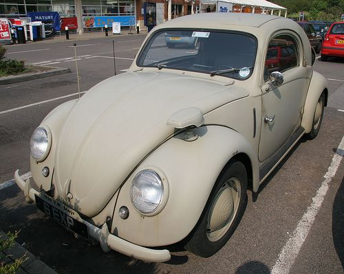 1939 VW Steyr | Photographed in a supermarket car park in Ha… | Flickr
