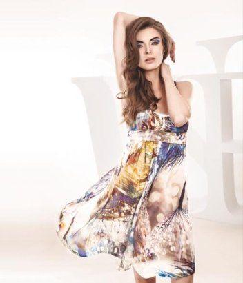 photo: Nikola Šrajerová client: W Linie model: Hana P makeup: Kateřina Lorencová production,postproduction: Lenka Chocholáčová