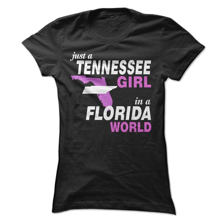 TENNESSEE GIRL IN A FLORIDA, Get yours HERE ==> https://www.sunfrog.com/LifeStyle/TENNESSEE-GIRL-IN-A-FLORIDA-Ladies.html?id=47756 #christmasgifts #merrychristmas #xmasgifts #holidaygift #alabama #sweethomealabama