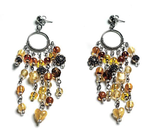 Antica Murrina, Brio earrings