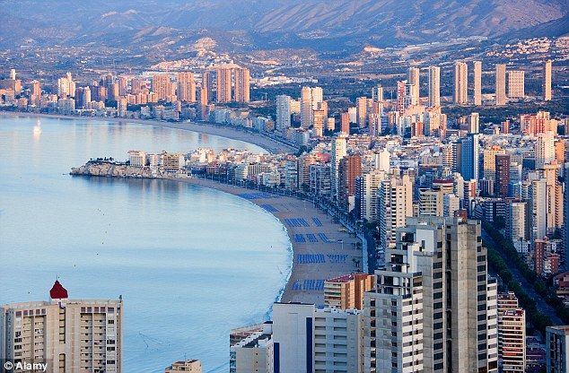Benidorm holidays: Back to the Spanish resort that deserves a second look | Mail Online