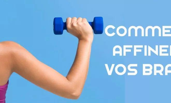 La cellulite attaque aussi les bras ! Pour les affiner et les muscler, il existe plusieurs exercices simples qui permettent de les raffermir en douceur !
