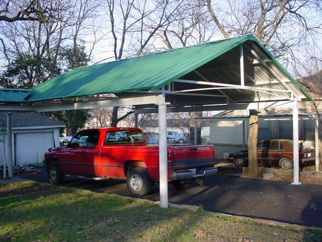 Custom Metal Carport Designs : Best carport ideas images on pinterest