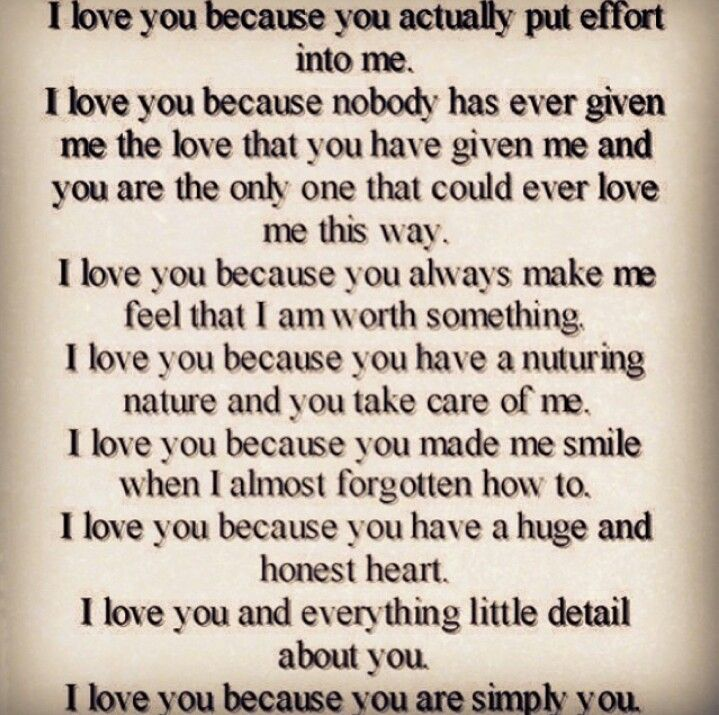 Old Love Quotes For Him: I'm So Glad To Have Found The One For Me. We Are So Lucky