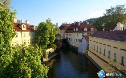 Kampa Island is the Venice of Prague. Read more about this magical island. #Nelmitravel #travel #Prague #KampaIsland #TravelPrague