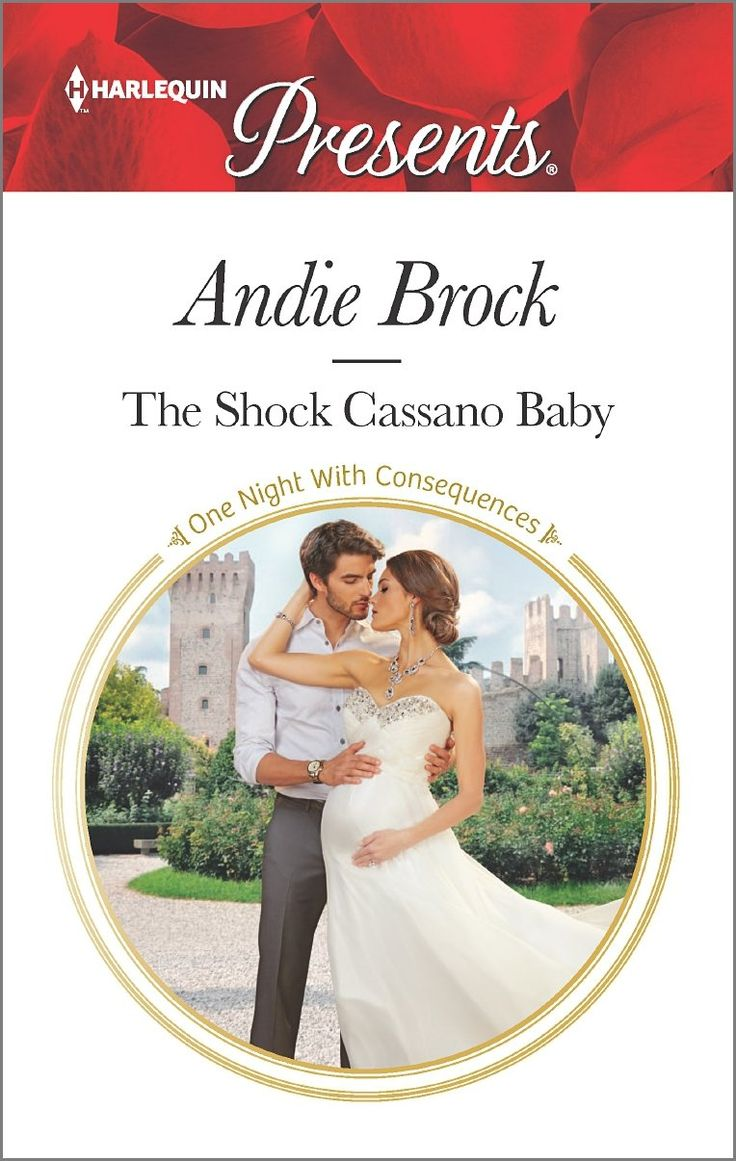 The Shock Cassano Baby (One Night with Consequences): Amazon.co.uk: Andie Brock: 9780373134342: Books
