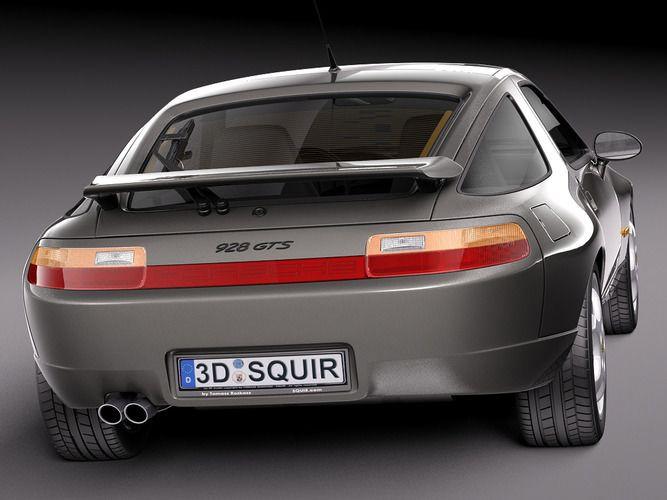 Porsche 928 GTS 1992-1995
