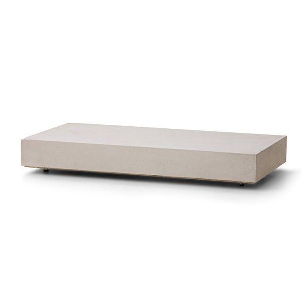 61 besten Beton Möbel - Concrete Design Bilder auf Pinterest - beton wohnzimmertisch