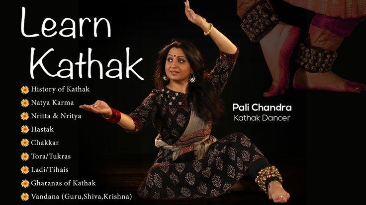 Learn Kathak With Guru Pali Chandra - Basic Leg and Hand ...