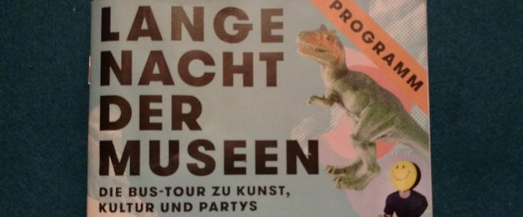 Am 02.04.2016 fand zum 19. Mal die Lange Nacht der Museen in Stuttgart statt.Über 25.000 Besucher waren auf den Beinen, um zwischen 19.00 und 2.00 Uhr Museen, Ausstellungen und Galerien zu besuchen…