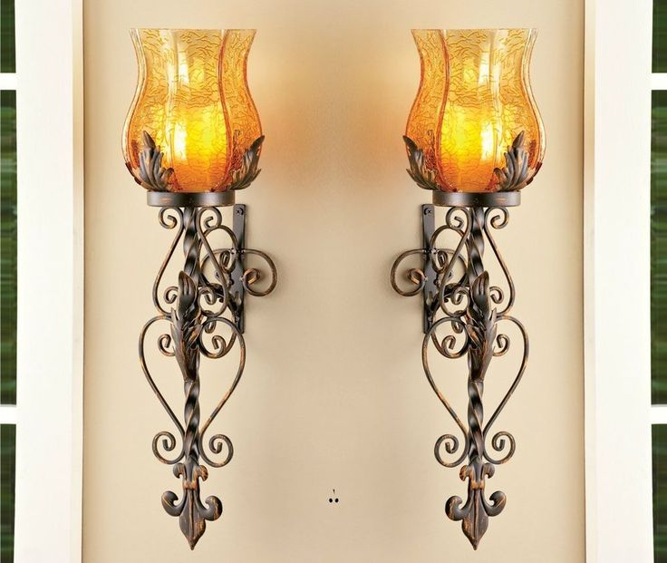 1000 Ideas About Wall Mounted Candle Holders On Pinterest