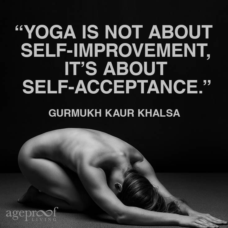 40 Yoga Quotes To Inspire Your Practice: We All Have Days Where It Can Be A Challenge To Get On The