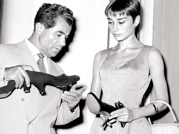 Ferragamo Audrey Hepburn