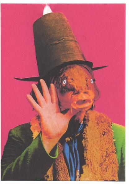 TROUT MASK REPLICA. CAPTAIN BEEFHEART . PRINTED ON 160gm PAPER. PRICE £5.49. WILD BIKINI WILD BIKINI WILD BIKINI. | eBay!