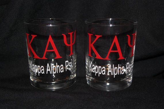 Hey, I found this really awesome Etsy listing at https://www.etsy.com/listing/446551524/kappa-alpha-psi-glasses-set-of-2
