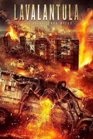 Une Eruption Volcanique A Los Angeles Relache Des Tarentules Geantes Cracheuses De Lave En Fusion Une Er Newest Horror Movies Movies Coming Out Movies To Watch