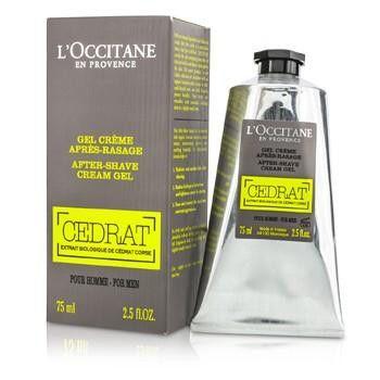 Cedrat After Shave Cream Gel - 75ml-2.5oz
