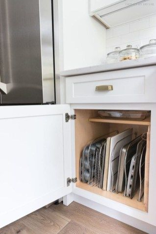47 unique diy kitchen storage organization ideas kitchen kitchen rh pinterest com
