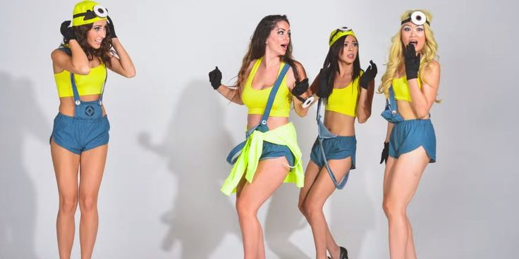Sexy minion costumes are coming, and there's nothing you can do about it