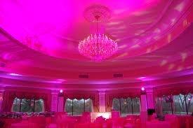 Hot pink room