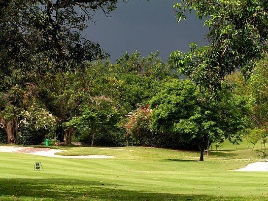 Pheonix Golf Course in Pattaya, Thailand