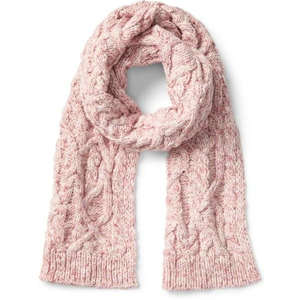 Best 25+ Cable knit scarves ideas on Pinterest | Cable ...